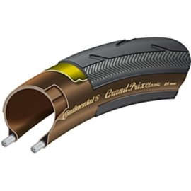 Continental Continental Grand Prix Classic 700x25 Folding Tire Blk