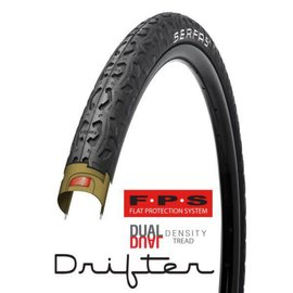 Serfas Drifter City Tire 26x2.0 Reflective