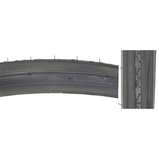 Sunlite Sunlite 27x1-1/4 Raised Road Tire Blk Wire