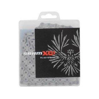 SRAM Sram PC-X01 Eagle Chain 12sp Sil