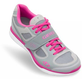 Giro Giro WHYND Women's Shoes Gry/Pnk 38