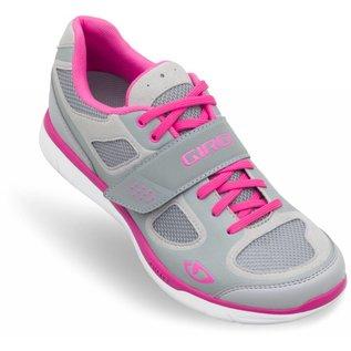 Giro Giro WHYND Women's Shoes Gry/Pnk 38