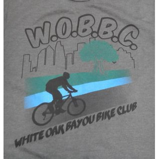 BeefyTee iCycle WOBBC Shirt Gray