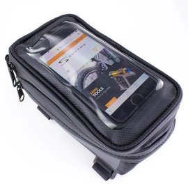 Serfas Serfas LT-STM5 Waterproof Top Tube Bag Blk