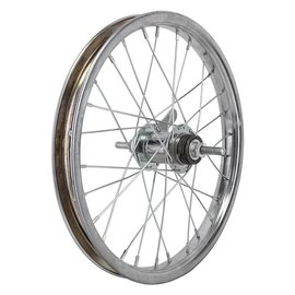 WHEEL MASTER Wheelmaster 16x1.75 Rear Coaster Brake Wheel Sil