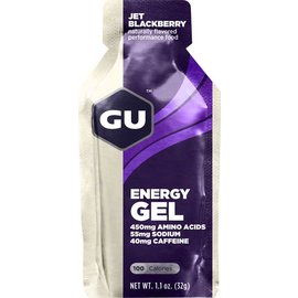 GU Energy GU Energy Gel Jet Blackberry