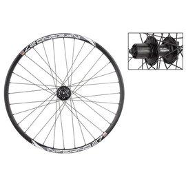 "WHEEL MASTER Wheelmaster 27.5"" Alloy MTB Disc Rear Wheel Blk"