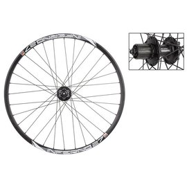 "Wheelmaster Wheelmaster 27.5"" Alloy MTB Disc Rear Wheel Blk"