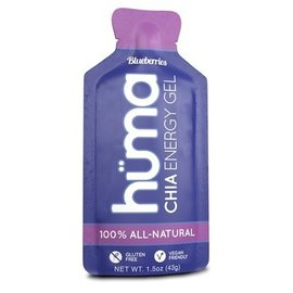 Huma Huma Chia Blueberry Energy Gel