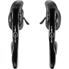 Campagnolo Campagnolo Veloce Ergopower 10-Speed Shifters Blk