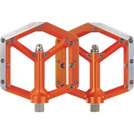 Spank Spank Spike Flat DH Pedals Pedals Orange 9/16""