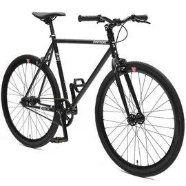 Retrospec Bicycles Retrospec Mantra 7 Urban Bike Blk