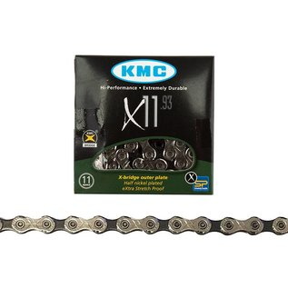 KMC KMC X11.93 Chain 11spd 116L Sil