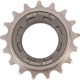 "ACS ACS PAWS HD Freewheel 17T 3/32"" Sil"