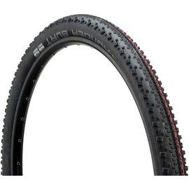 "Schwalbe Schwalbe Thunder Burt Tire 27.5x2.10"" Folding Tubeless Blk"
