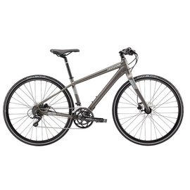 Cannondale Cannondale Quick Disc 3 Wmn 2019 Gry Sml