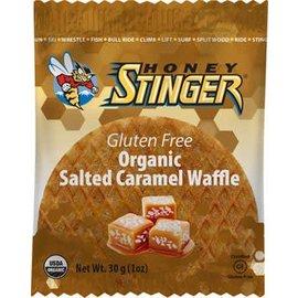 Honey Stinger Honey Stinger Waffle Gluten-Free Salted Caramel