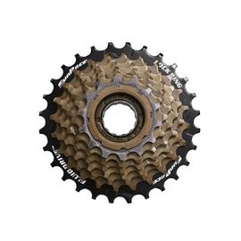SunRace Sunrace 7-Speed Freewheel 14-28T Brn