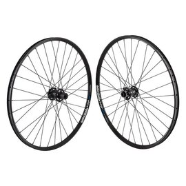 "Wheelmaster Wheelmaster 27.5"" MTB Ryde Edge-22 Disc Wheelset Blk 8-10s"