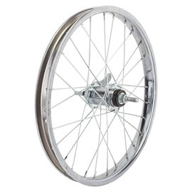 WHEEL MASTER Wheelmaster 18x1.75 Rear Wheel W/Coaster Brake Sil