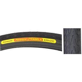 Panaracer Panaracer Pasela Tire 650Cx25 Wire Blk