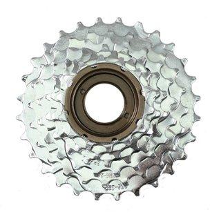 Sunlite Sunlite 6-Speed Freewheel 14-28T Sil