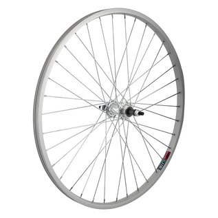 WHEEL MASTER Wheelmaster 26x1.5 Alloy MTB 5/6/7-Speed Rear Wheel Sil