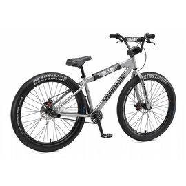 SE Bikes SE Beast Mode 27.5 + 2019 Silver