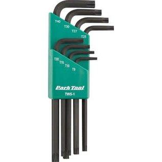 Park Tool Park Tool TWS-1 L-Shaped Torx Wrench Set