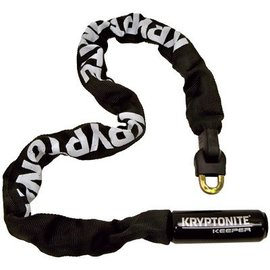 KRYPTONITE Kryptonite Keeper 785 Chain Lock Blk