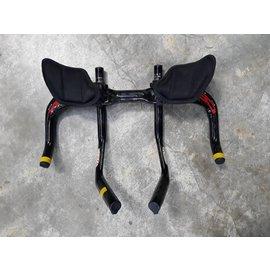 Profile Design Profile Design CBX Carbon TT Aerobar/Handlebar Blk