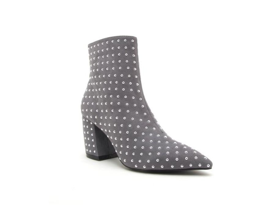 Studded Bootie