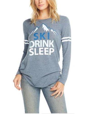 Chaser Ski, Drink, & Sleep