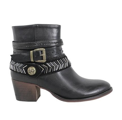 Western Style Bootie