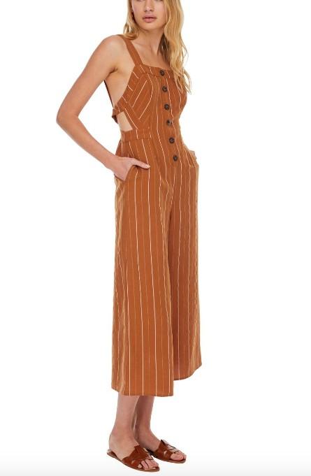0ba807725cdb Striped Jumpsuit - Hailee Grace