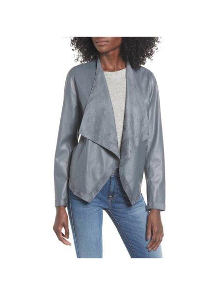 BB Dakota Reversible Faux Leather Jacket