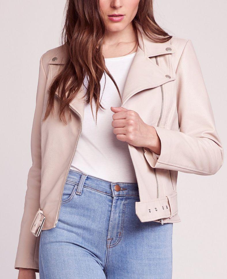BB Dakota Vegan Leather Jacket