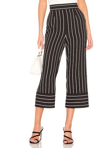 BB Dakota Striped Pants