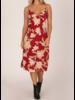 Floral Midi Dress