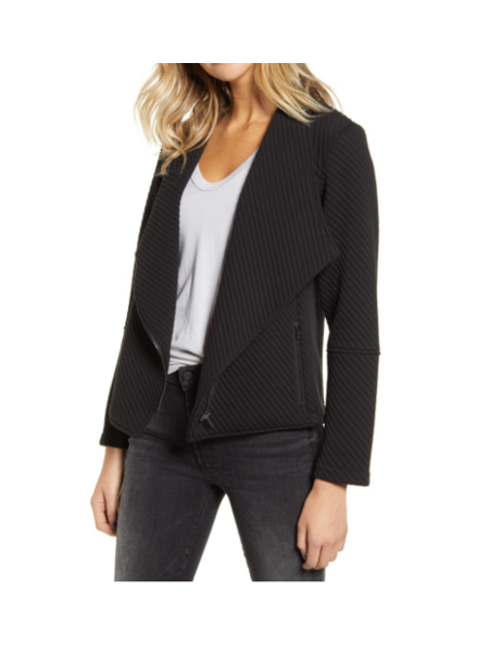 BB Dakota Knit Ottoman Jacket