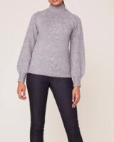 BB Dakota Knit Grey Sweater
