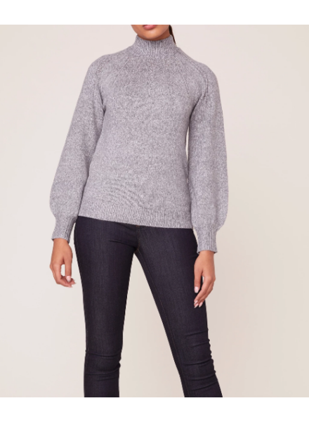 BB Dakota Knit Grey Sweater