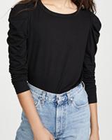 BB Dakota Ruffle Sleeve Sweater