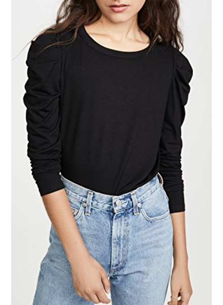BB Dakota Ruffle Sleeve Sweater