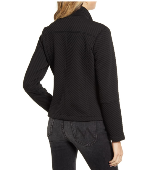 BB Dakota Knit Ottoman Jacket