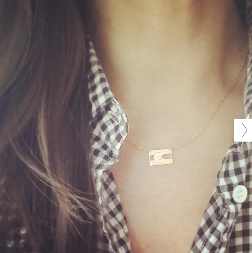CO Flag Necklace