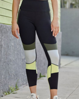 Color Block Leggings