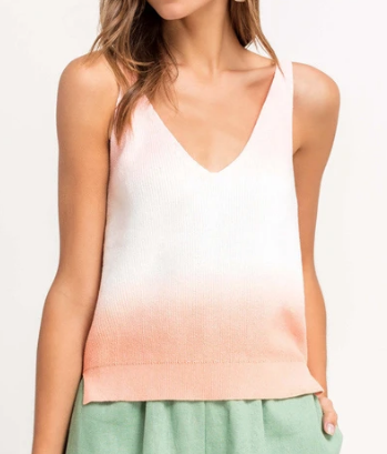 Ombre Knit Tank