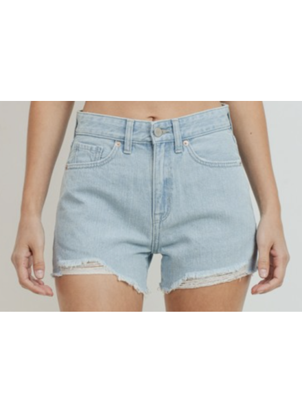 Hem Destruction Shorts