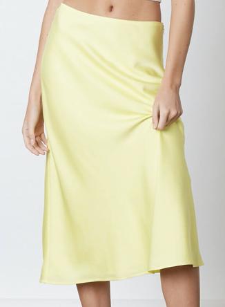 Cotton Candy Slip Skirt